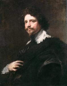 Portret van de goudsmid, kunsthandelaar en graveur Michel Le Blon (1587-1658)