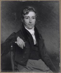 Portret van George Jan Willem Carp (1798-1867)