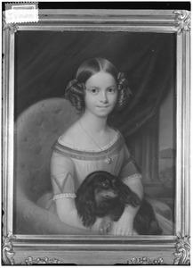 Portret van Sophie Adrienne Henriette van Tuyll van Serooskerken (1838-1907)