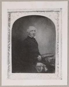 Portret van Johan Carel van Notten (1796-1882)