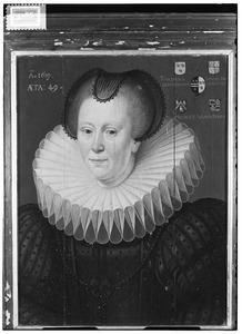 Portret van Charlotte van Serooskerke (1570- )