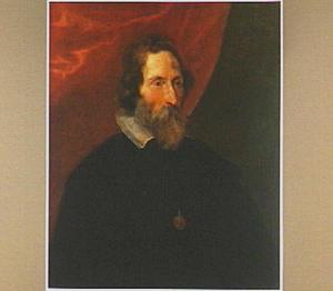 Portret van Erycius Puteanus (1574-1646)