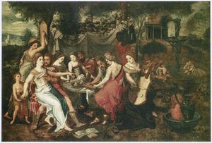 De parabel van de Verloren Zoon: de Verloren Zoon bij de courtisanes