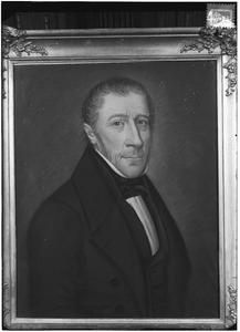 Portret van Everard Eisso Christoffel Feith (1786-1849)