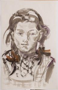 Portret van Sabine Fiedler