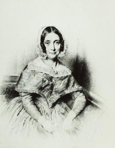 Portret van Anna van Heurn (1798-1875)