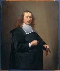 Portret van Willem Jacobsz. Baert (1636-1684)