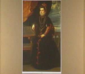 Portret van Isabella van Valois, koningin van Spanje