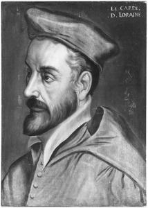Portret van Charles de Guise (1524-1574), kardinaal van Lorraine