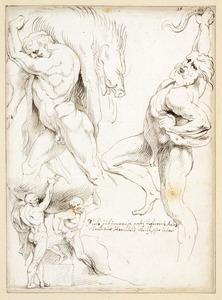 Hercules, Atlas en Laocoon