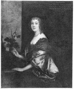 Portret van  Lady Dorothy Sidney, Lady Spencer, Countess of Sunderland