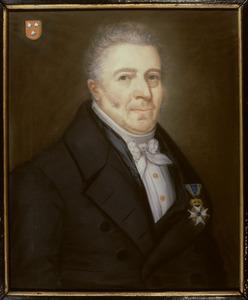 Portret van Pieter Mulier (1783-1866)