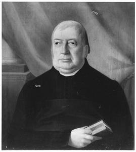 Portret van een man, waarschijnlijk Theodorus Gustavus Seegers ( -1837)