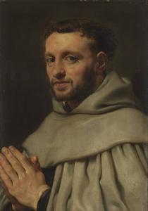 Portret van een man, mogelijk Gaspar Rinckens (?-1625)