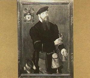 Portret van Pieter Cornelisz. van Diephorst (?-1599)