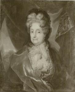 Portret van Eleonore Magdalena Theresia van de Palts