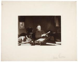 Portret van Henri Viotta