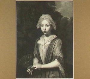 Portret van een meisje