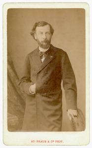 Portret van Gijsbert van Tienhoven (1841-1914)