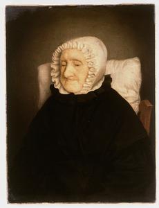 Portret van Elisabeth van Reverhorst (1765-1846)