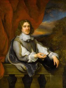 Portret van een man, mogelijk Jan van Hellemont (1616-1665)