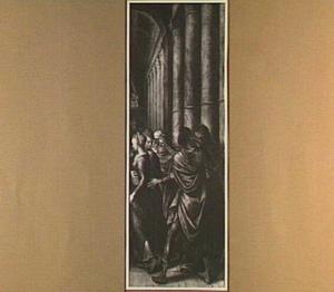 Het huwelijk van Maria en Jozef