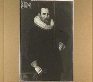 Portret van Hubregt de Haze (1573-1639)