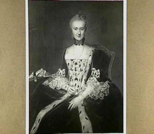 Portret van Maria Machteld van Sypesteyn (1724-1774)