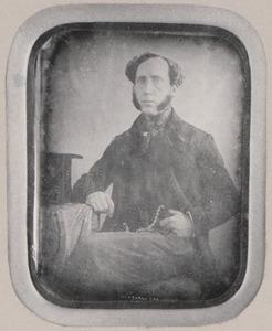 Portret van Franciscus Marinus Royaards (1816-1900)