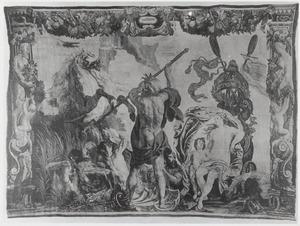 De schepping van de paard