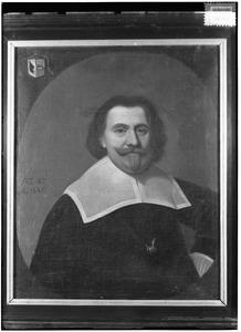 Portret van Gijsbert van der Heyden (1598-1663)