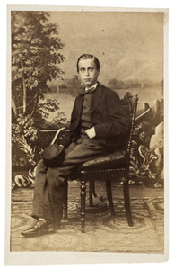 Portret van Johannes Leonard Lodewijk Tilanus (1847-1935)
