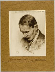 Portret van Johan Quirijn van Regteren Altena (1899-1980)