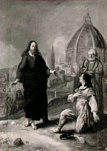 Jezus en de rijke jongeling (Mattheüs 19:20-21)