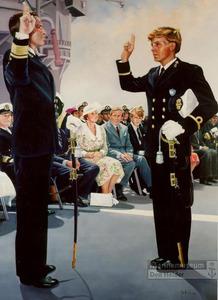 Portret van Willem-Alexander Claus George Ferdinand van Oranje- Nassau (1967- )