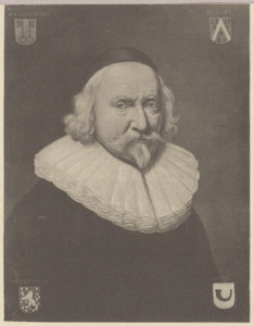 Portret van Caspar van Wachendorff