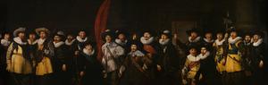 Korporaalschap van kapitein Jacob Symonsz de Vries en luitenant Dirck de Graeff, Amsterdam, 1633