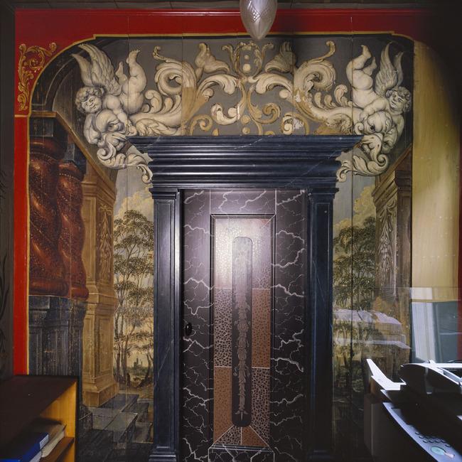 """<a class=""""recordlink artists"""" href=""""/explore/artists/1984"""" title=""""Anoniem""""><span class=""""text"""">Anoniem</span></a> <a class=""""thesaurus"""" href=""""/nl/explore/thesaurus?term=29960&domain=PLAATS"""" title=""""Noordelijke Nederlanden (historische regio)"""" >Noordelijke Nederlanden (historische regio)</a> Tweede of derde kwart 17de eeuw"""