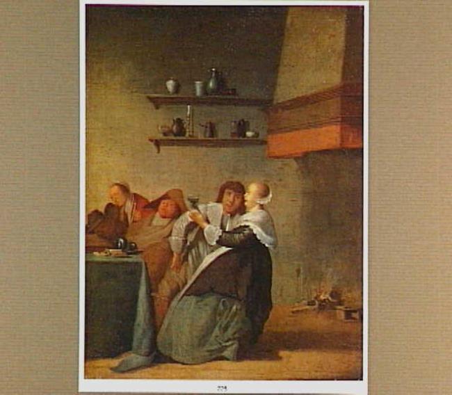 "manner of/after <a class=""recordlink artists"" href=""/explore/artists/17452"" title=""Pieter Codde""><span class=""text"">Pieter Codde</span></a> and attributed to <a class=""recordlink artists"" href=""/explore/artists/79866"" title=""Jacob Jansz. van Velsen""><span class=""text"">Jacob Jansz. van Velsen</span></a>"