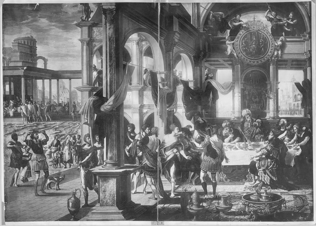 "trant van <a class=""recordlink artists"" href=""/explore/artists/121005"" title=""Meester van Paulus en Barnabas""><span class=""text"">Meester van Paulus en Barnabas</span></a>"