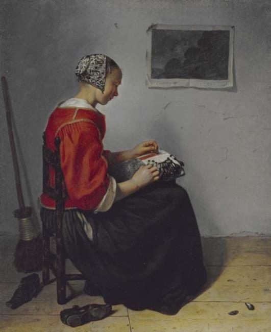 """<a class=""""recordlink artists"""" href=""""/explore/artists/59178"""" title=""""Caspar Netscher""""><span class=""""text"""">Caspar Netscher</span></a>"""