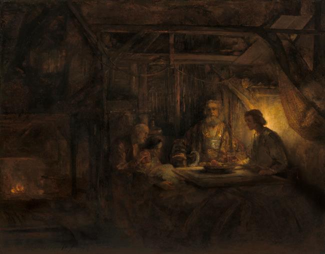 "<a class=""recordlink artists"" href=""/explore/artists/66219"" title=""Rembrandt""><span class=""text"">Rembrandt</span></a> or studio of <a class=""recordlink artists"" href=""/explore/artists/66219"" title=""Rembrandt""><span class=""text"">Rembrandt</span></a>"