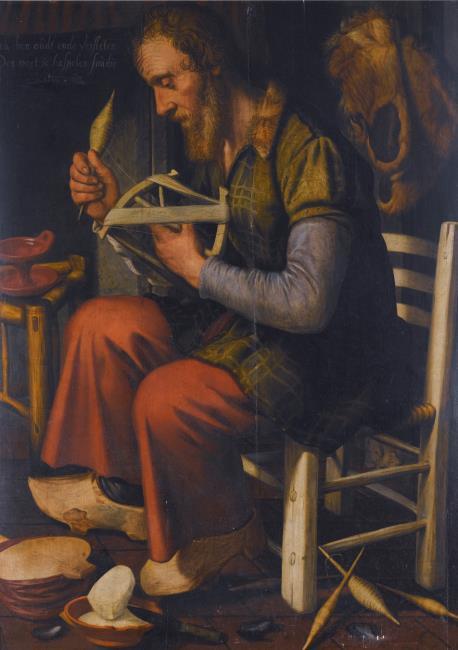 "<a class=""recordlink artists"" href=""/explore/artists/63453"" title=""Pieter Pietersz. (I)""><span class=""text"">Pieter Pietersz. (I)</span></a>"