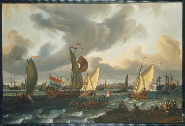 """attributed to <a class=""""recordlink artists"""" href=""""/explore/artists/66874"""" title=""""Jan Claesz. Rietschoof""""><span class=""""text"""">Jan Claesz. Rietschoof</span></a>"""