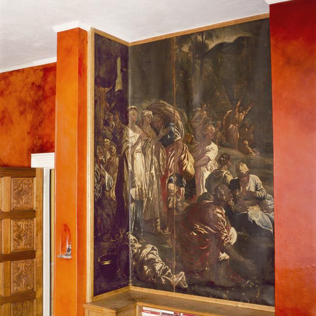 "<a class=""recordlink artists"" href=""/explore/artists/1984"" title=""Anoniem""><span class=""text"">Anoniem</span></a> <a class=""thesaurus"" href=""/en/explore/thesaurus?term=29961&domain=PLAATS"" title=""Zuidelijke Nederlanden (historische regio)"" >Zuidelijke Nederlanden (historische regio)</a> eerste helft 18de eeuw or <a class=""recordlink artists"" href=""/explore/artists/1984"" title=""Anoniem""><span class=""text"">Anoniem</span></a> <a class=""thesaurus"" href=""/en/explore/thesaurus?term=29960&domain=PLAATS"" title=""Noordelijke Nederlanden (historische regio)"" >Noordelijke Nederlanden (historische regio)</a> eerste helft 18de eeuw"