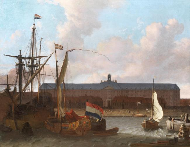 """attributed to <a class=""""recordlink artists"""" href=""""/explore/artists/66873"""" title=""""Hendrik Rietschoof""""><span class=""""text"""">Hendrik Rietschoof</span></a>"""