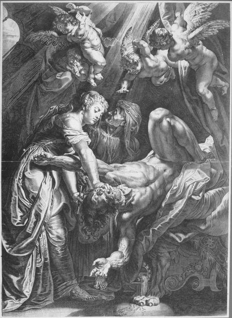 "<a class=""recordlink artists"" href=""/explore/artists/30040"" title=""Cornelis Galle (I)""><span class=""text"">Cornelis Galle (I)</span></a> naar ontwerp van <a class=""recordlink artists"" href=""/explore/artists/68737"" title=""Peter Paul Rubens""><span class=""text"">Peter Paul Rubens</span></a>"