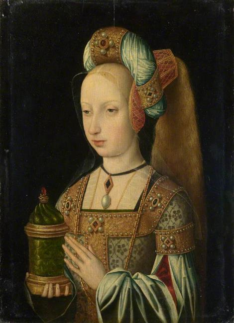 """studio of <a class=""""recordlink artists"""" href=""""/explore/artists/112114"""" title=""""Master of the Magdalen Legend""""><span class=""""text"""">Master of the Magdalen Legend</span></a>"""