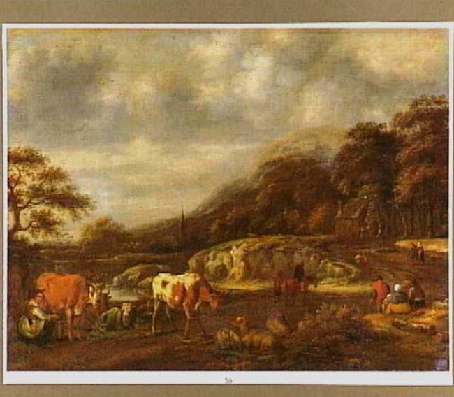 "<a class=""recordlink artists"" href=""/explore/artists/56665"" title=""Nicolaes Molenaer""><span class=""text"">Nicolaes Molenaer</span></a> en <a class=""recordlink artists"" href=""/explore/artists/7086"" title=""Dirck van Bergen""><span class=""text"">Dirck van Bergen</span></a>"