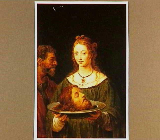 "<a class=""recordlink artists"" href=""/explore/artists/76786"" title=""David Teniers (II)""><span class=""text"">David Teniers (II)</span></a> after <a class=""recordlink artists"" href=""/explore/artists/51283"" title=""Bernardino Luini""><span class=""text"">Bernardino Luini</span></a>"